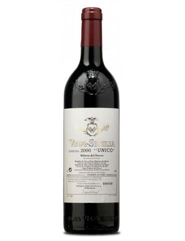 Vega Sicilia único del 2000