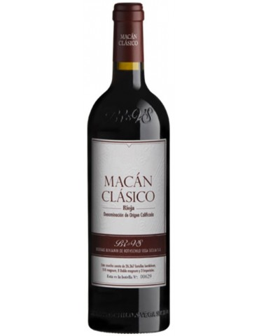 Macán Clásico Magnum 2015